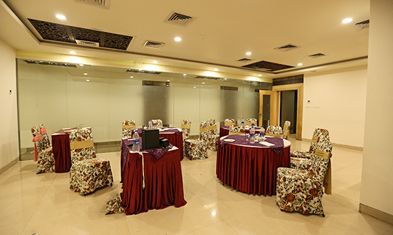 Dinning Banquet Hall in Bhopal